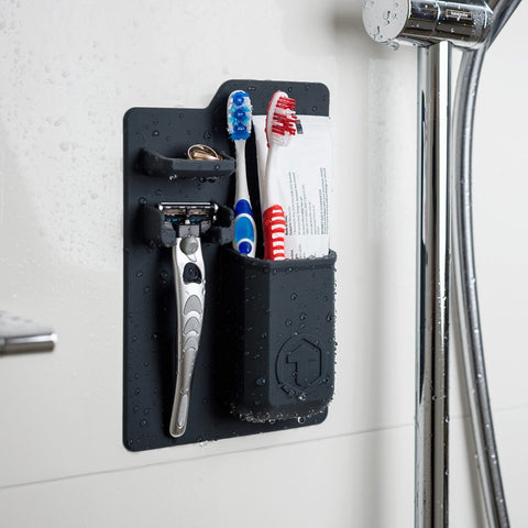 Mighty Toothbrush and Razor Holder - Cool Material