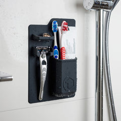 Mighty Toothbrush and Razor Holder