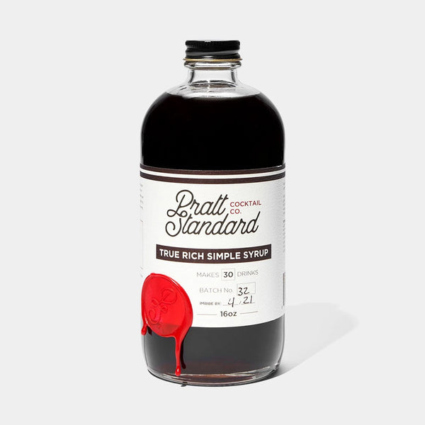 Pratt Standard True Rich Simple Syrup
