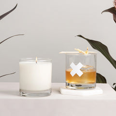 Whiskey Candle + Tumbler - <span class='Widget_Products-get_products-price'>$19.60</span>