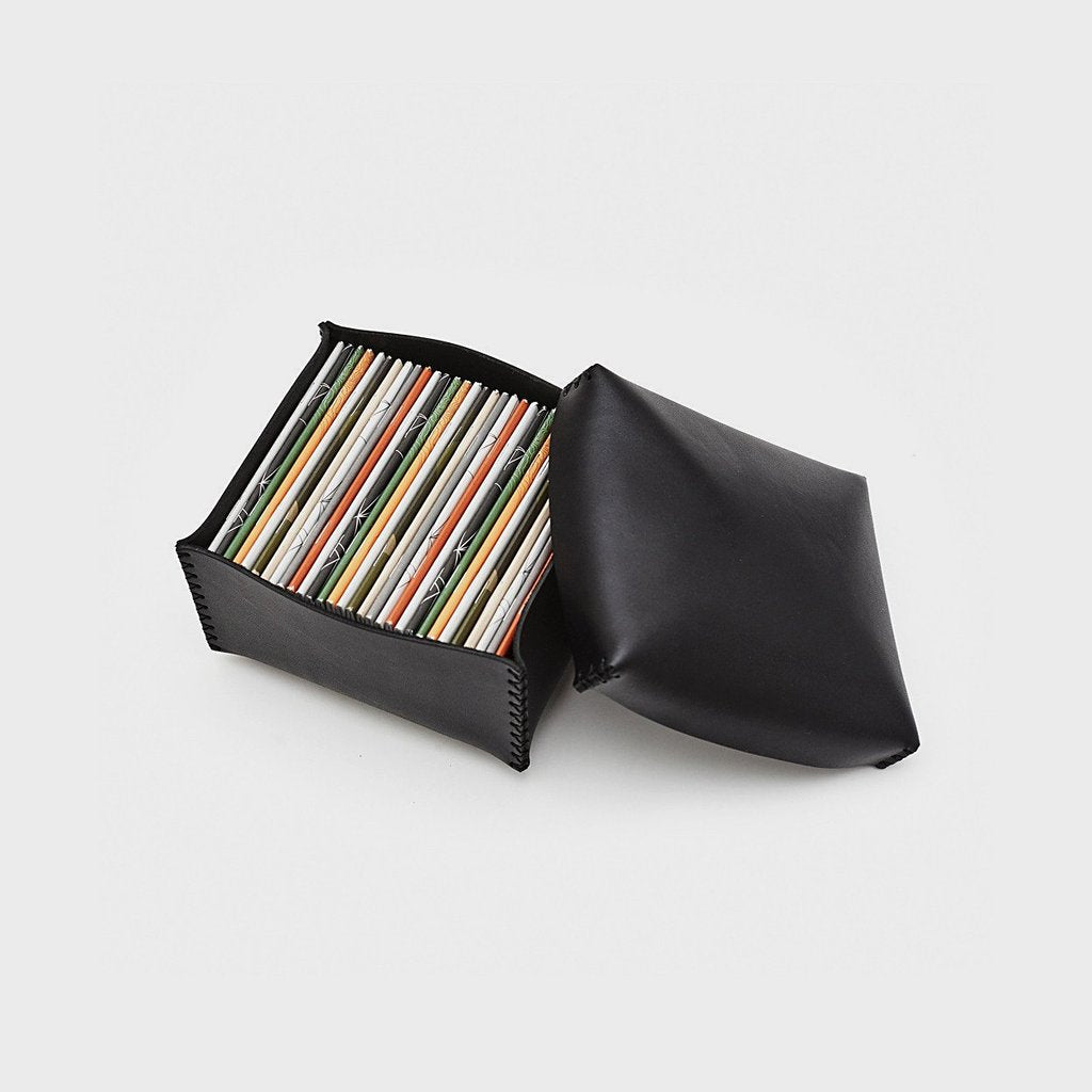 Leather Archival Box - Cool Material