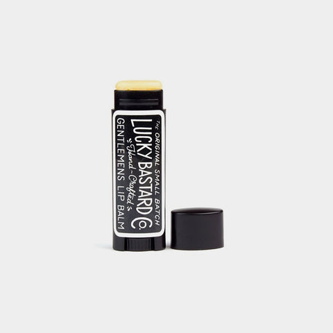 Lucky Bastard Lip Balm Tube - Cool Material