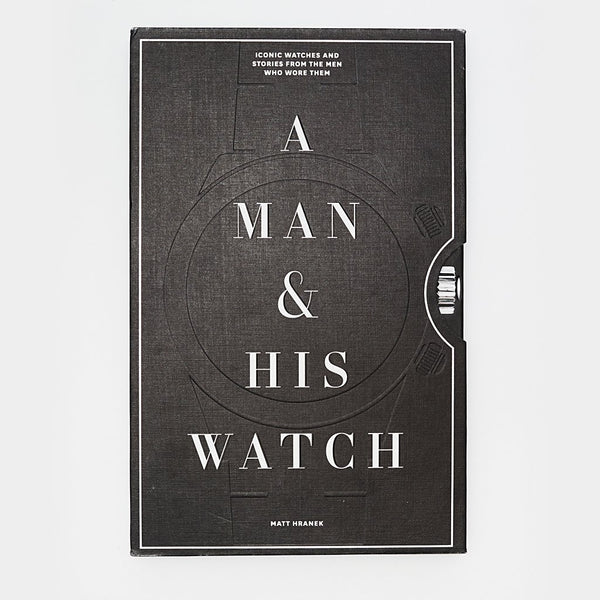 A Man and His Watch - Cool Material