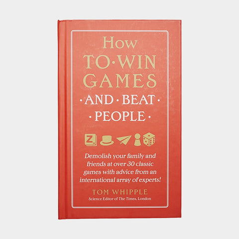 Book - How To Win Games And Beat People