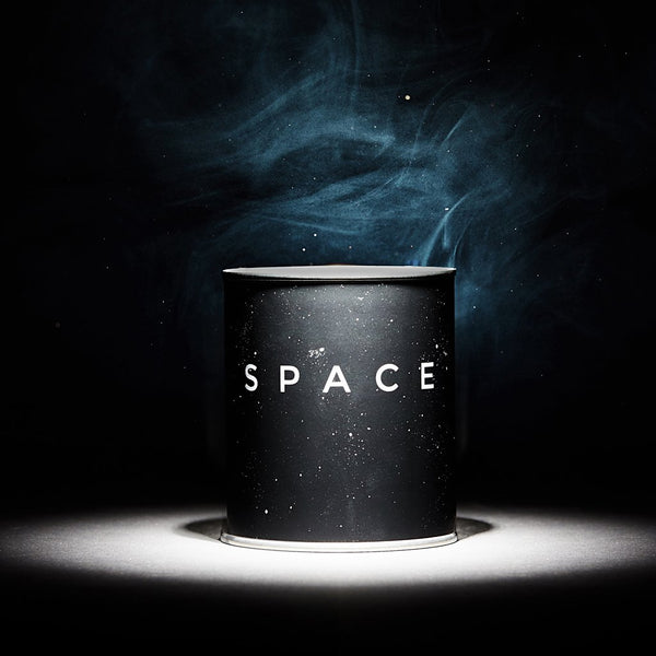 Cool Material Space Candle