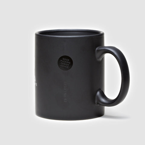 Don't Fucking Procrastinate Mug Coffee Mug by Good Fucking Design Advice - Cool Material - 5