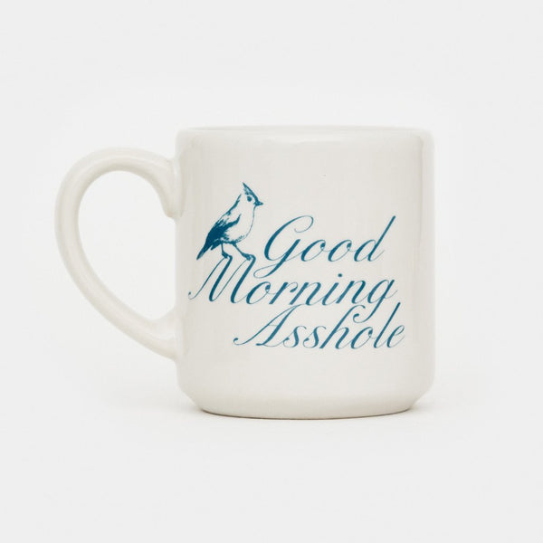 Fishs Eddy Good Morning Mug