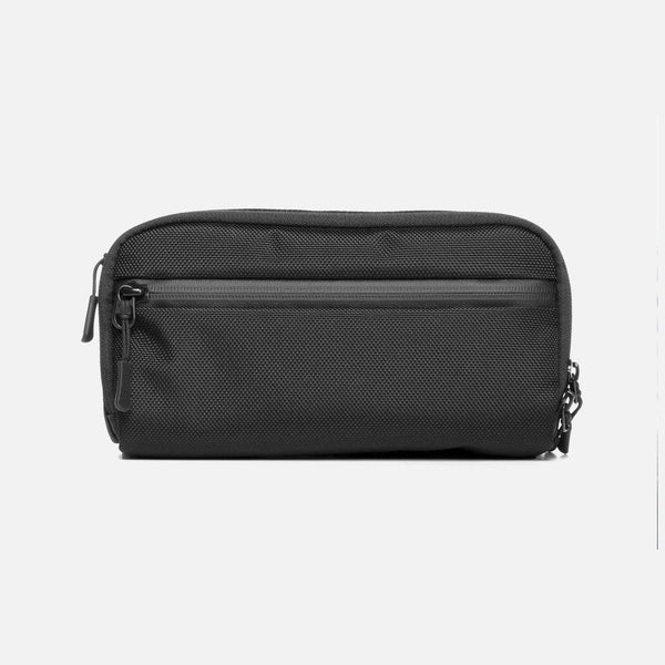 Aer Dopp Kit - Black - Cool Material