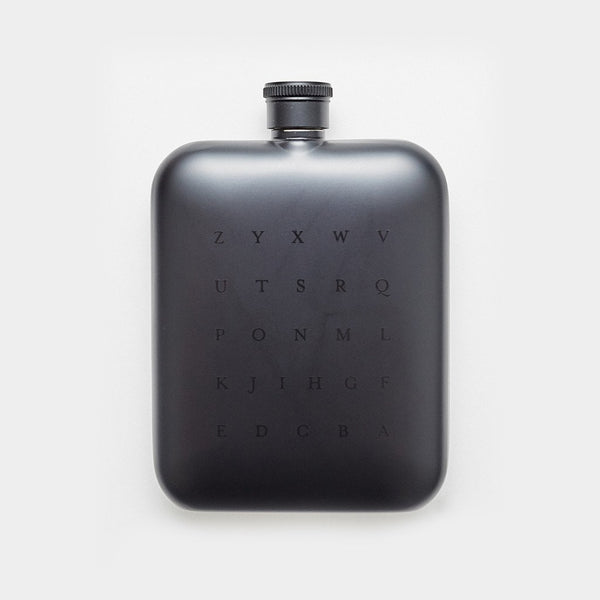 ZYX Flask - Cool Material
