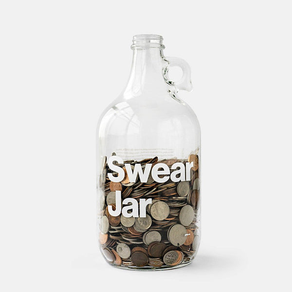 Swear Jar - Cool Material