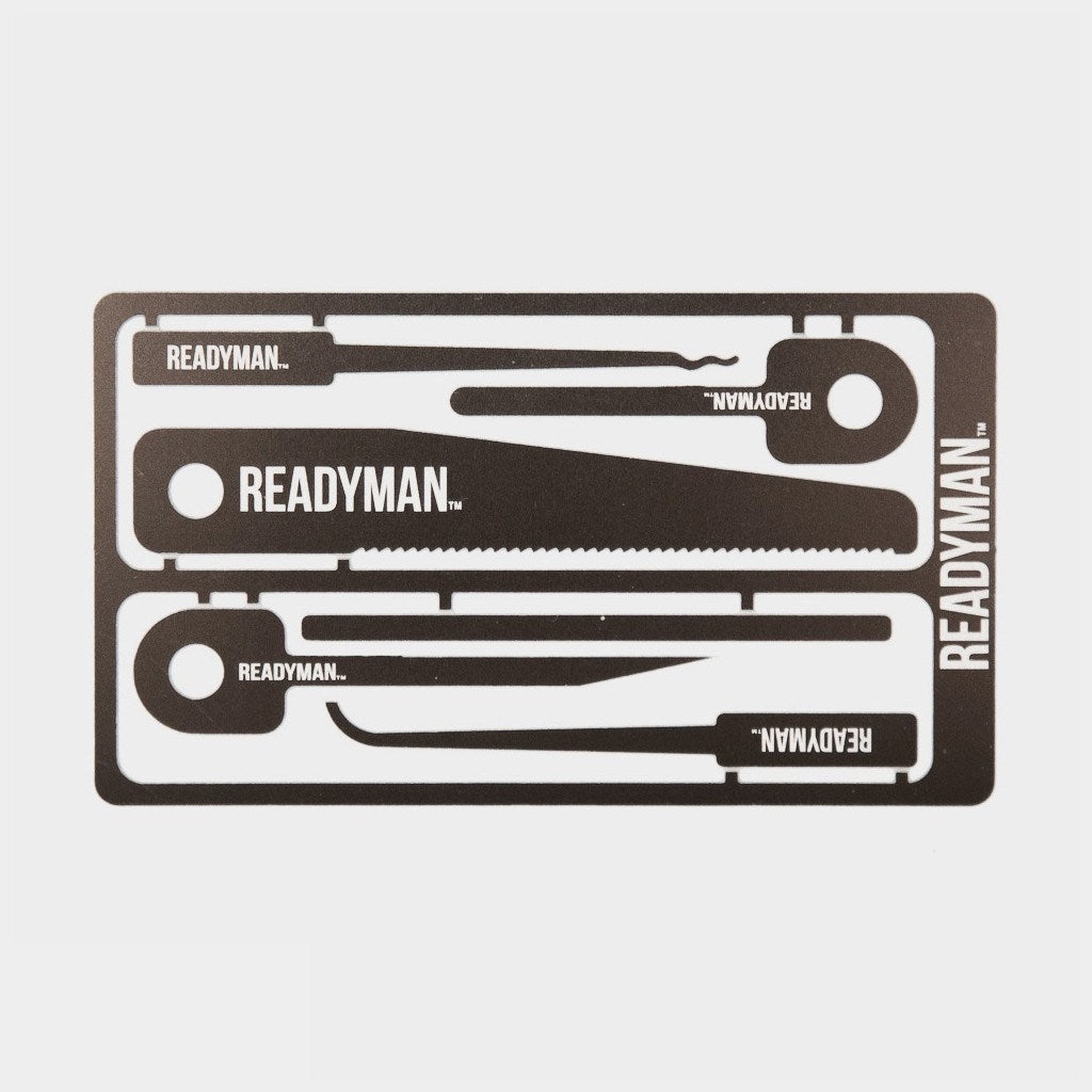 EDC - READYMAN Hostage Escape Card