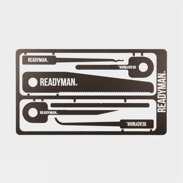 ReadyMan READYMAN Hostage Escape Card