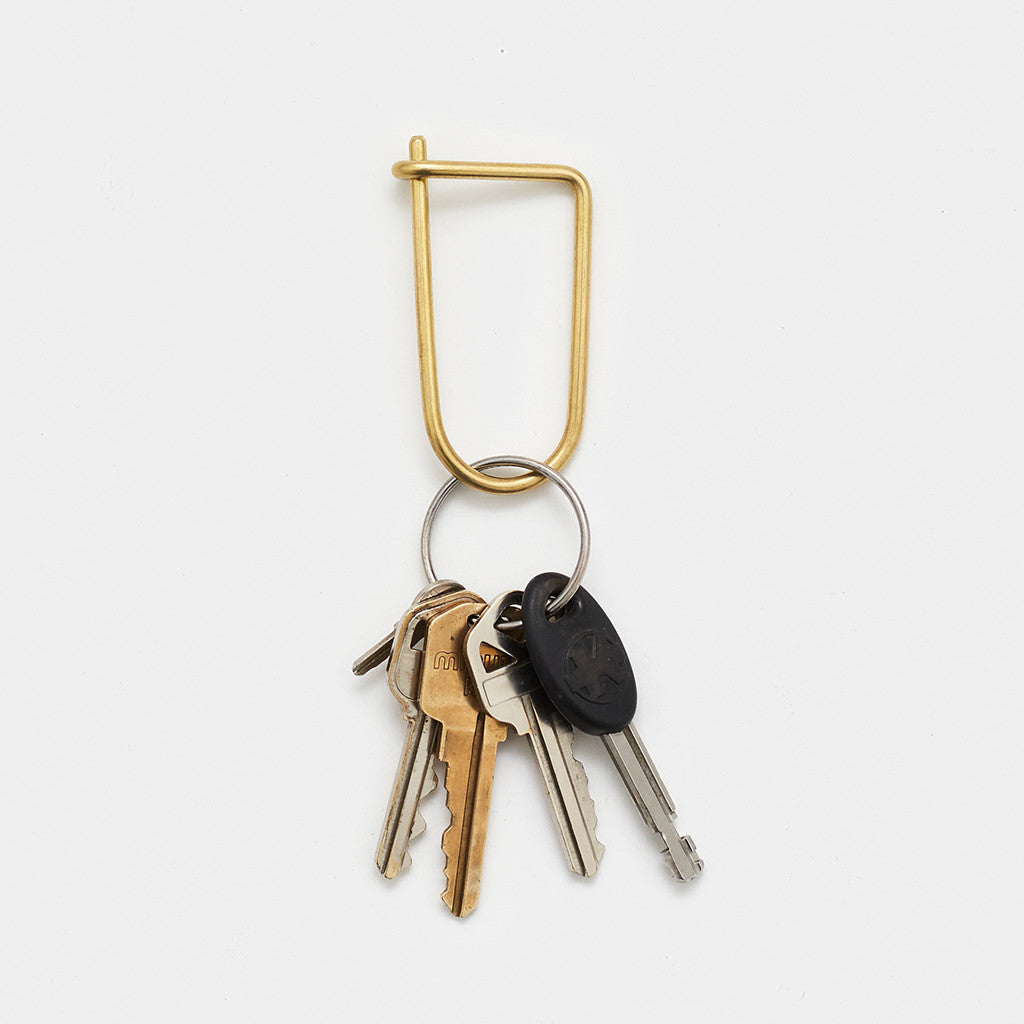 Craighill Wilson Key Ring Key Chain by Craighill - Cool Material - 1