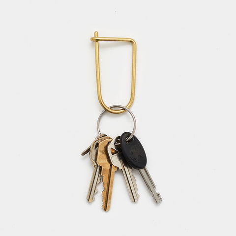 Craighill Wilson Key Ring - Cool Material