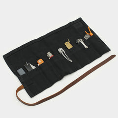 Waxed Canvas Pocket Knife Roll - <span class='Widget_Products-get_products-price'>$52.95</span>