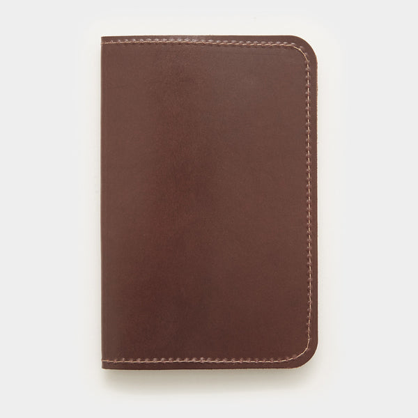 Word. Notebooks Word. Notebook Leather Cover - Brown
