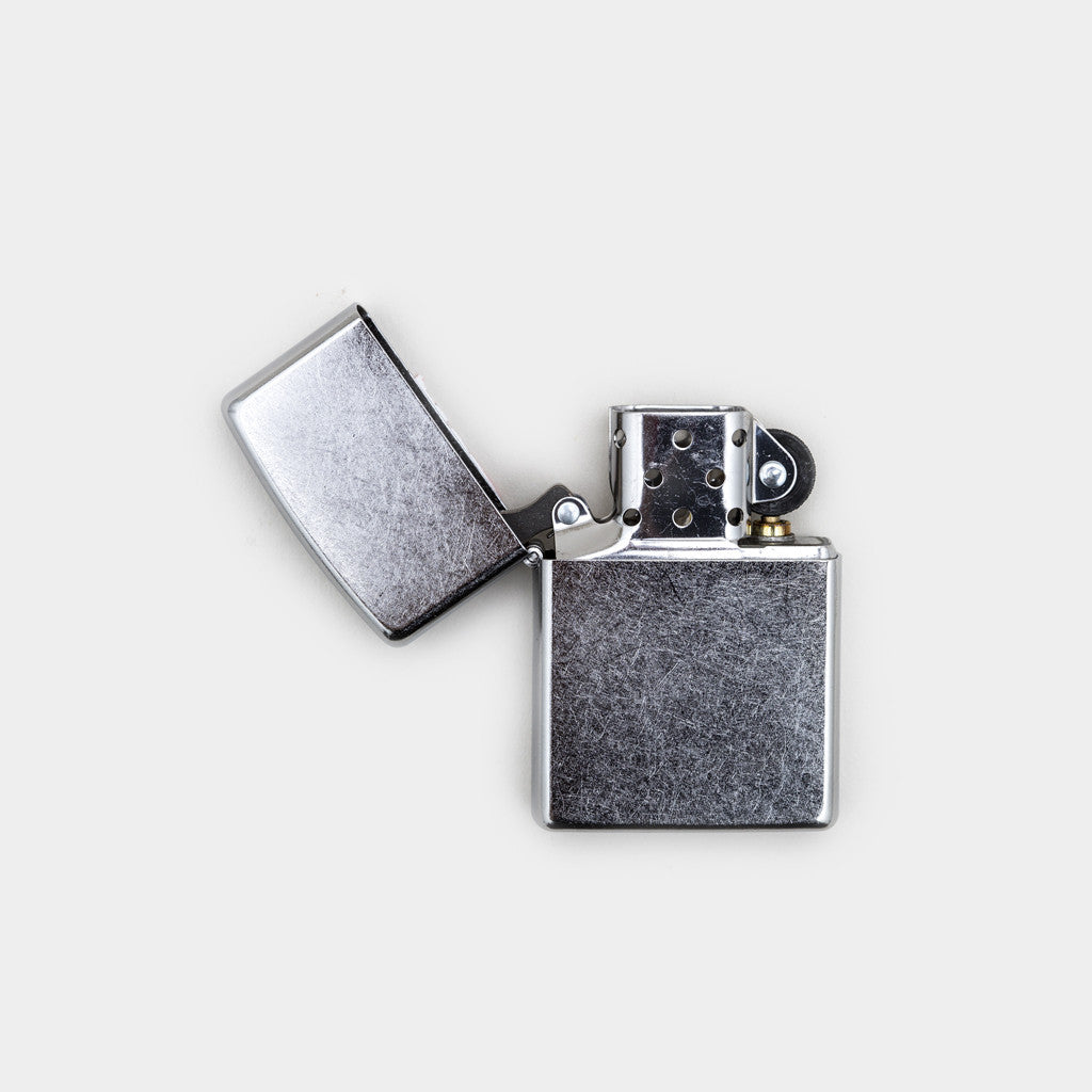 Zippo Lighter - 1941 Replica Brushed Chrome by Zippo - Shop Cool Material