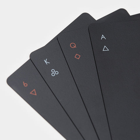 Minim Playing Cards - Cool Material