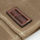 Waxed Canvas Watch Roll organizer by Bradley Mountain - Cool Material - 9
