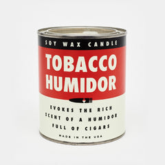 Tobacco Humidor Candle - <span class='Widget_Products-get_products-price'>$20.00</span>