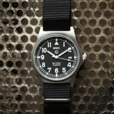 G10 Military Watch - Black Watch by MWC - Cool Material - 3