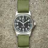 G10 Military Watch - Olive Watch by MWC - Cool Material - 3