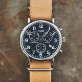 Timex Weekender Oversized Chrono - Cool Material