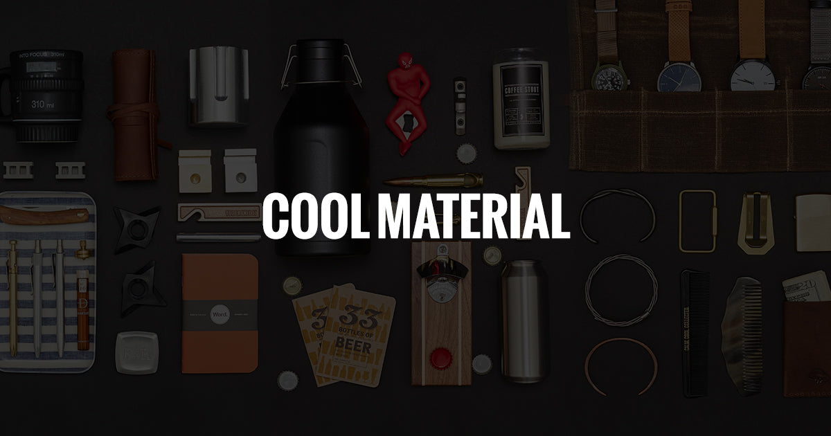 Shop Cool Material - Men's Gifts, Accessories, and Gear