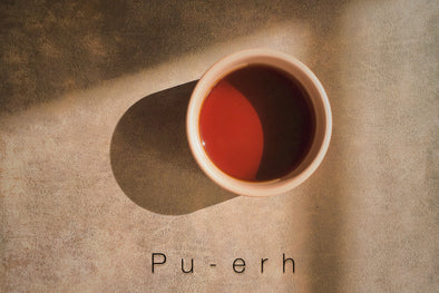 Pu-erh, the New Morning Elixir for Your Health