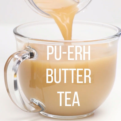 Pu-erh Butter Tea