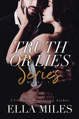 Truth or Lies Series: Books 1-3