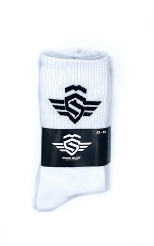 3ER PACK SOCKEN WHITE - MassiveSoldier©