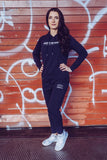 ATHLETICS JOGGER DAMEN NAVY - MassiveSoldier©