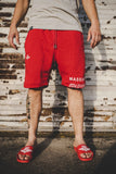 MASSIVE SOLDIER LOGO SHORTS - MassiveSoldier©