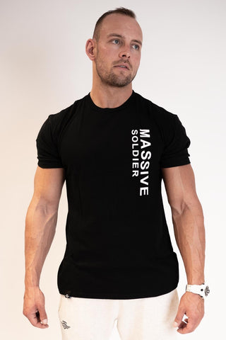 MSLDR NIGHTLIFE SHIRT BLACK - MassiveSoldier©
