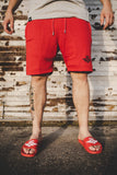 SOLDIER STRIPE SHORTS - MassiveSoldier©
