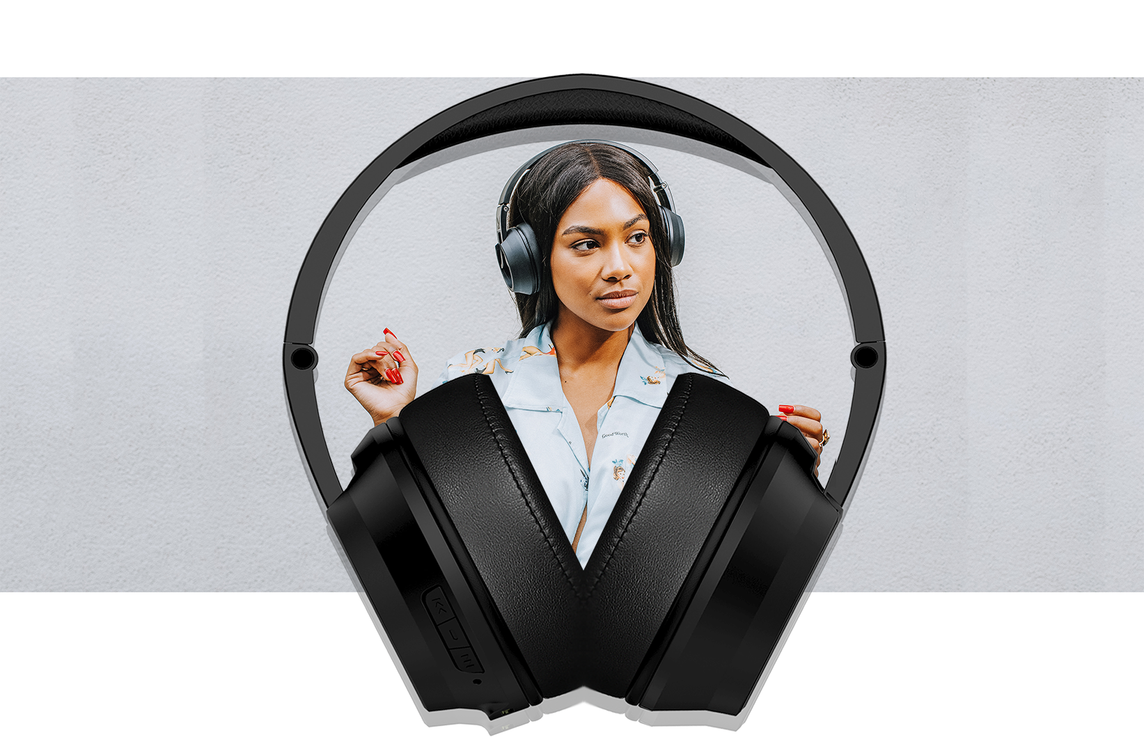 Icon 1 by Playboy - Premium wireless headphones with an industry leading best value