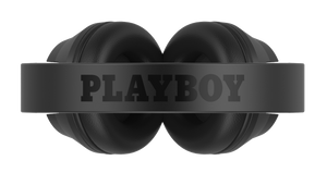 Playboy Icon 1 Premium Wireless Headphones With Microphone & Portable Carrying Case - [Now Available]