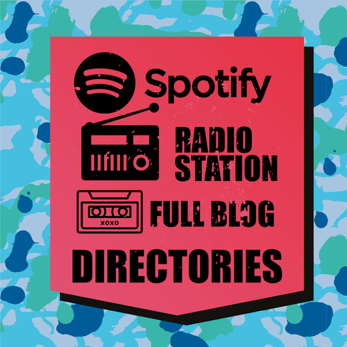 SPOTIFY, RADIO STATION & MUSIC BLOG DIRECTORY