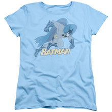 Batman - Running Retro Short Sleeve Women's Tee