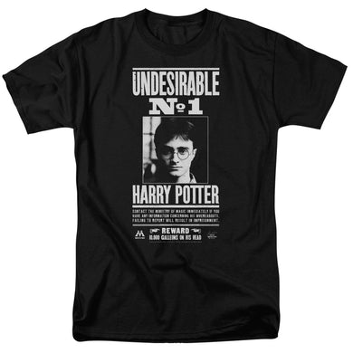 Harry Potter - Undesirable No 1 Short Sleeve Adult 18/1