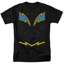 Jla - Black Lightning Short Sleeve Adult 18/1