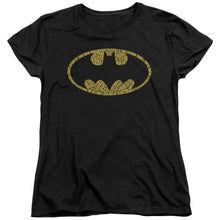 Batman - Word Logo Short Sleeve Women's Tee