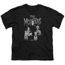 The Munsters - Family Portrait Short Sleeve Youth 18/1