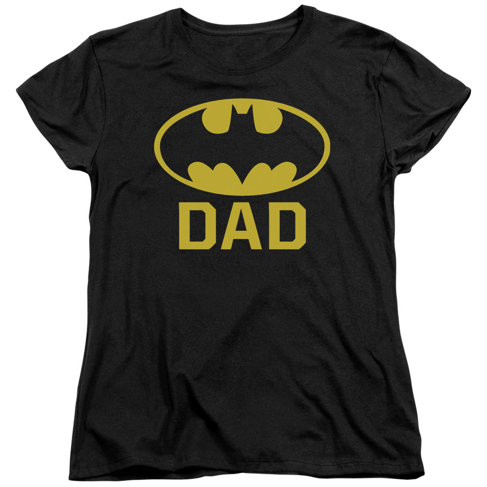 Batman - Bat Dad Short Sleeve Women's Tee