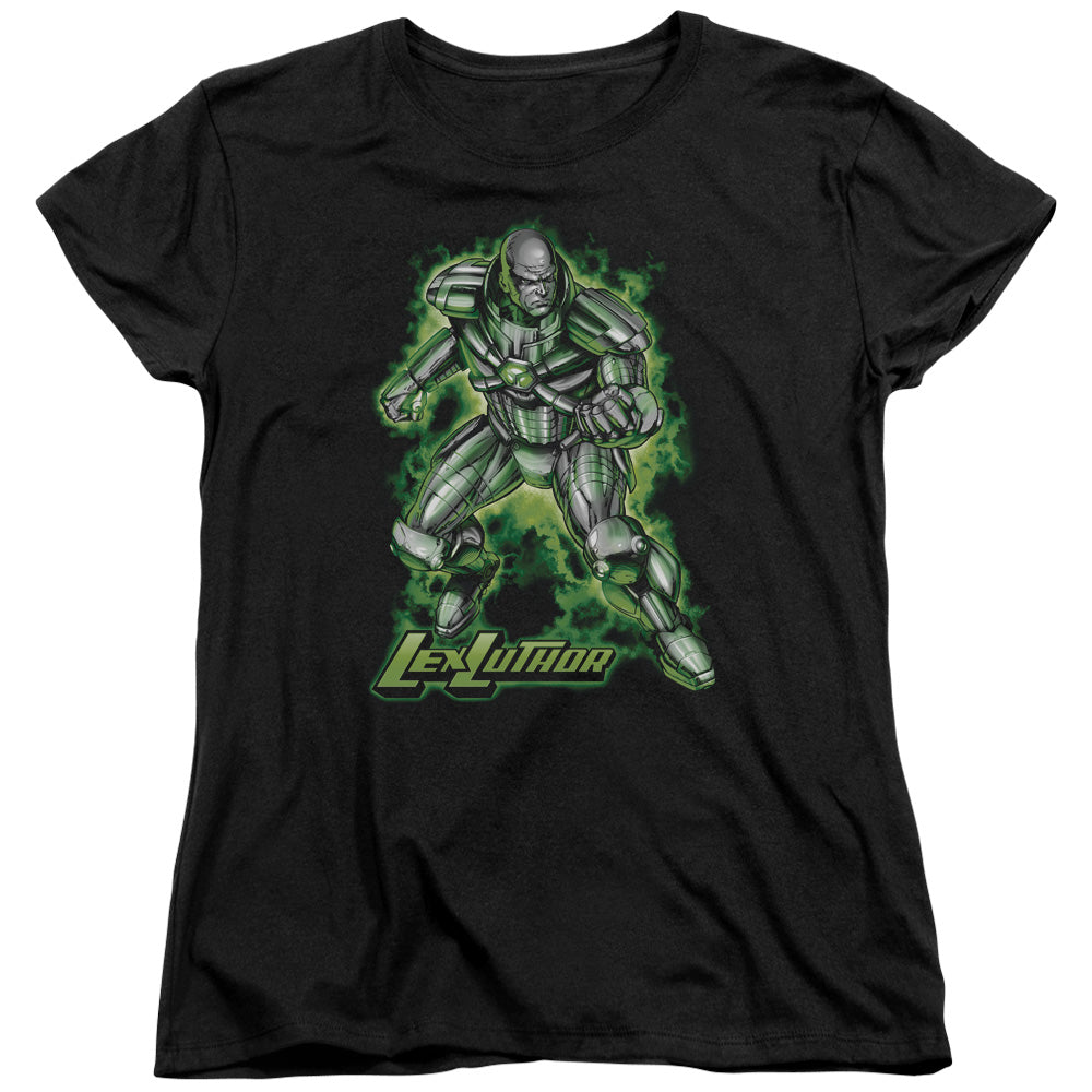 Superman - Kryptonite Powered Short Sleeve Women's Tee