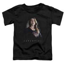 Supergirl - Stand Tall Short Sleeve Toddler Tee