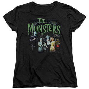 The Munsters - 1313 50 Years Short Sleeve Women's Tee