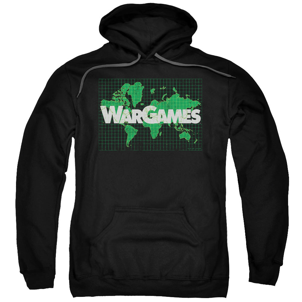 Wargames - Game Board Adult Pull Over Hoodie