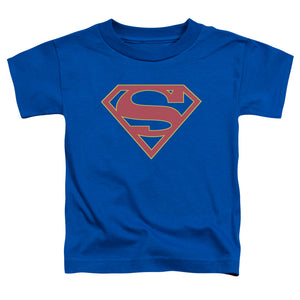 Supergirl - Logo Short Sleeve Toddler Tee